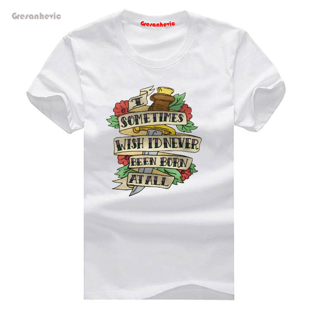QUEEN TATTOO New Fashion Men\'s T shirts Cotton t shirts Man Clothing ...