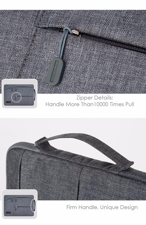 Travellers laptop bag 15.6 Gearmax Waterproof (3)