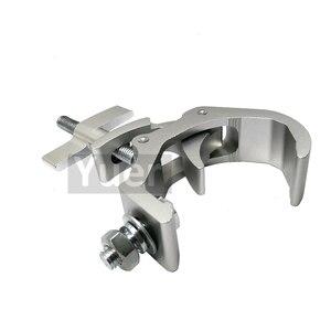 Image 2 - 30pcs/lot Professional Clamp Hook For Stage Light Aluminium Disco DJ Lingt Hook Quick Coupler Truss Clamp Aluminum Allay Clamp