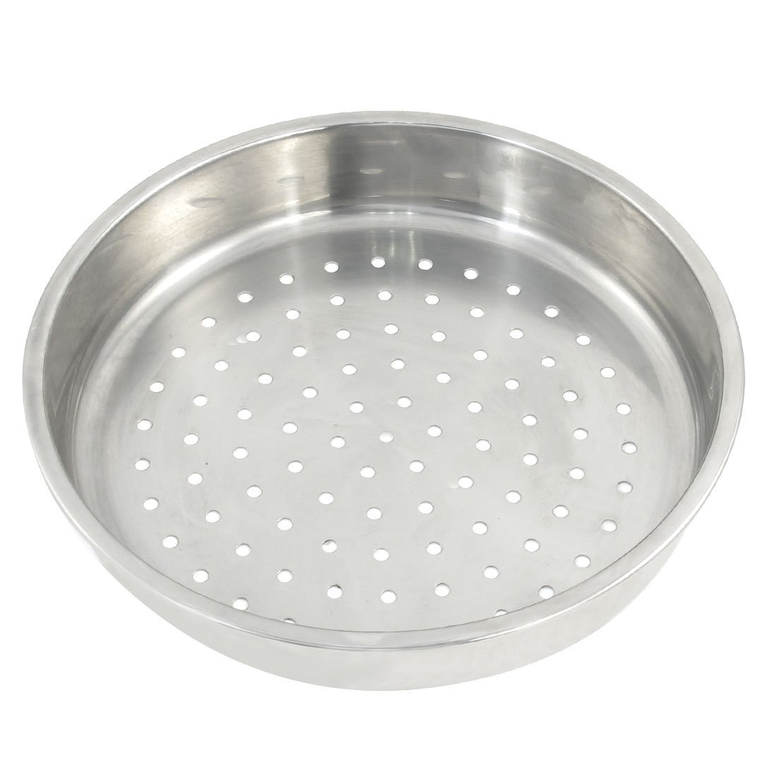 Round Stainless Steel Food Cooking Steamer Rack Cookware 23cm Dia