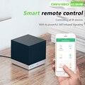 2017 sistema domótico inteligente orvibo wifi interruptor de control remoto ir xiaofang pk allone control by ios android smartphone