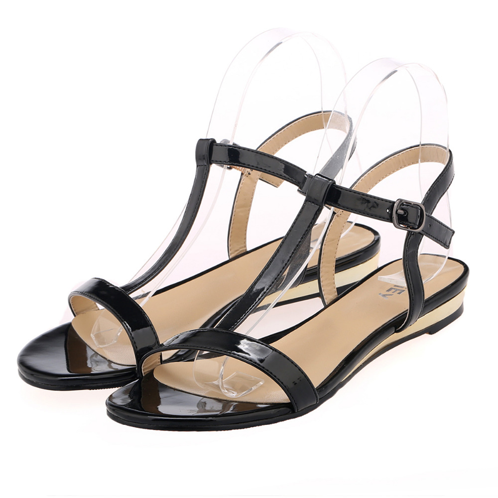 Popular Ankle Strap Sandals Low Heel-Buy Cheap Ankle Strap Sandals ...
