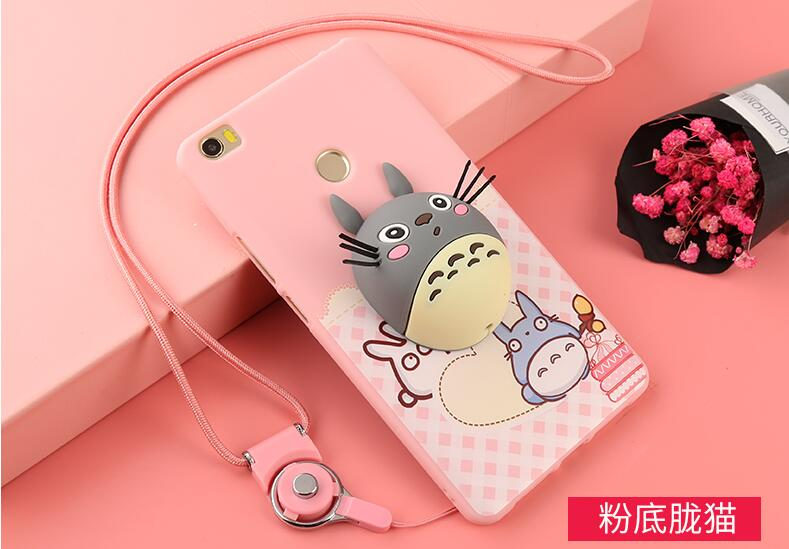 Phone Cases for xiaomi mi max 3D Cute Cartoon Ice Cream Soft TPU Silicone Back Case