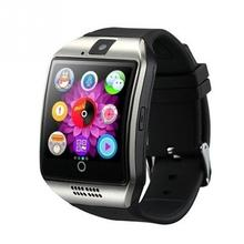 Q18S Pedometer IOS Android Smart Watch Anti-lost Bluetooth Alarm With SIM Card