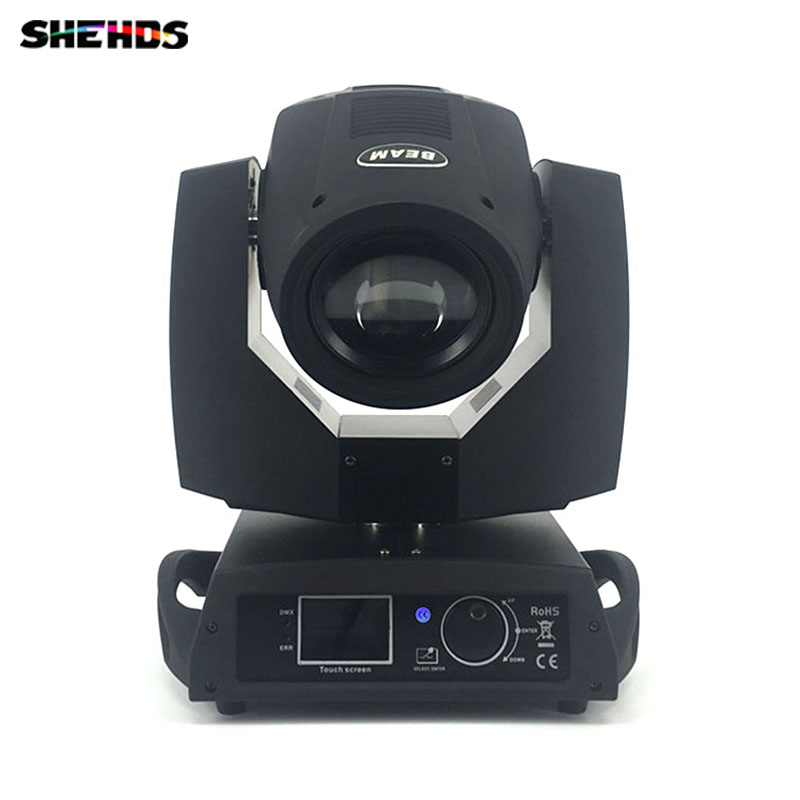Fast Shipping LED Beam Moving Head 7R Beam 230W Touch Screen Beam for nightclub parties show Free Shipping