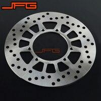 Motorcycle Front Brake Disc Rotors For DT125 TW125 XYZ125 YZ125 YZ250 DT200 TW200 ST225 TW225 XT225 XG250 XT250X YZ490