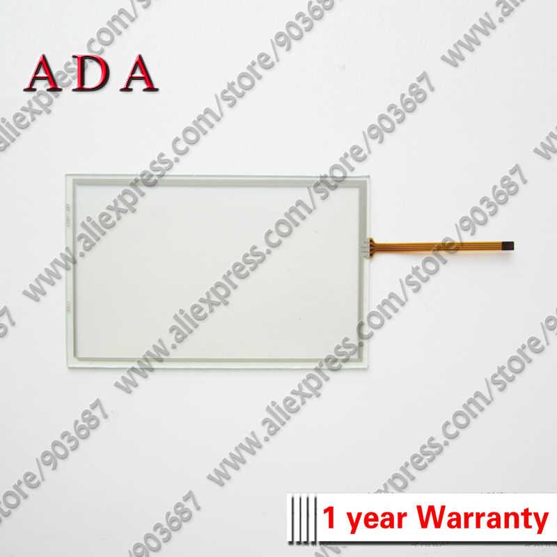 6AV2 124-0GC01-0AX0 Touch Screen Panel for 6AV2124-0GC01-0AX0 TP700 with Overlay