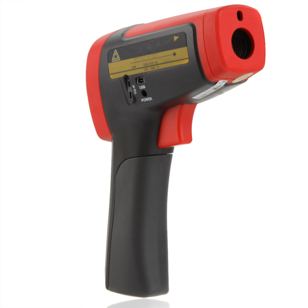 UNI-T UT305A 50:1(D:S) Non Contact Infrared IR Thermometer Laser Temperature Gun Meter Range -50~1050 Degree