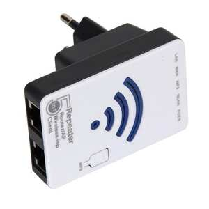 Relay Router Wall WIFI Wireless-Router-Relay AP Expansion 300mps 2 Eu-Plug IEEE