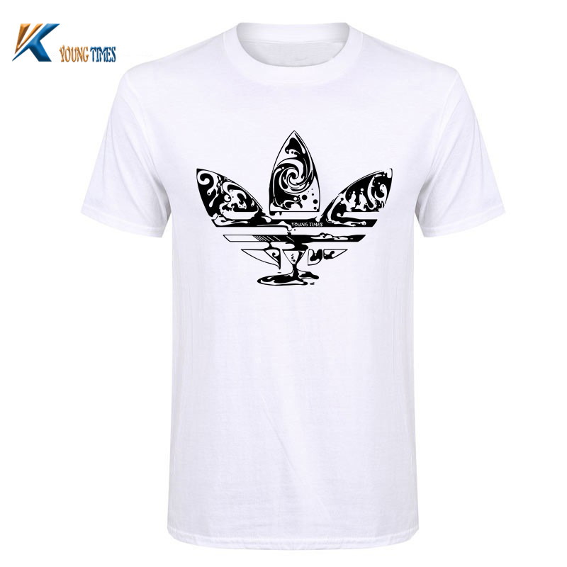 2018 new Clothing 10 colors O neck Short sleeve Men s T Shirt Men Fashion European