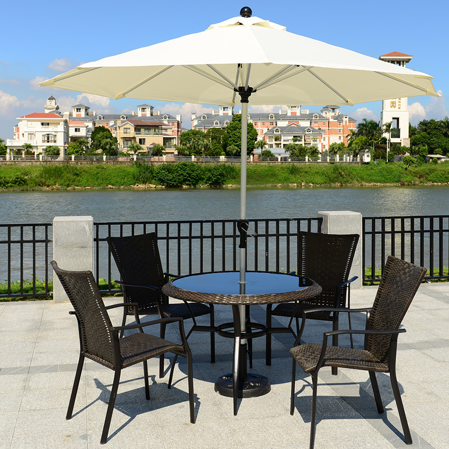 Roman shade umbrella folding large outdoor stall advertising booth     Roman shade umbrella folding large outdoor stall advertising booth relaxing  patio terrace furniture sun umbrellas in Beach Chairs from Furniture on