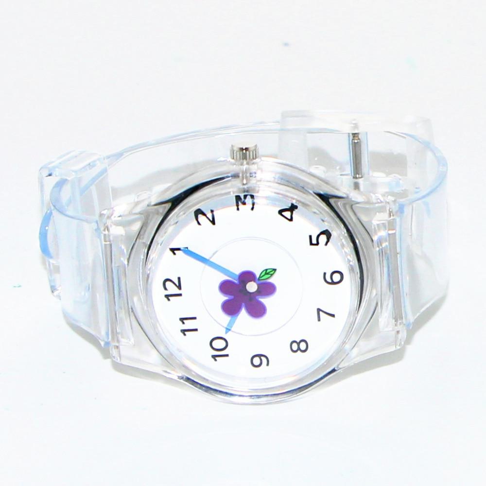 hansying latest styles purple flower second hand design women wrist quartz watch sports. Black Bedroom Furniture Sets. Home Design Ideas