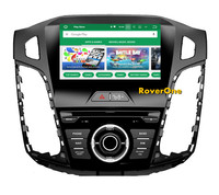 RoverOne Android 8.0 Octa Core Car Radio DVD GPS For Ford For Focus 3 2012 2014 Touchscreen Multimedia Player Head Unit