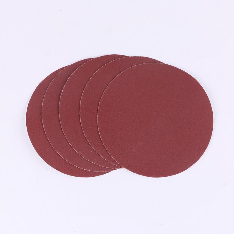New High-quality Self-adhesive Sandpaper, 230mm Diameter Wall Polished, Brushed Disc Polishing Machine Sandpaper 60-600#