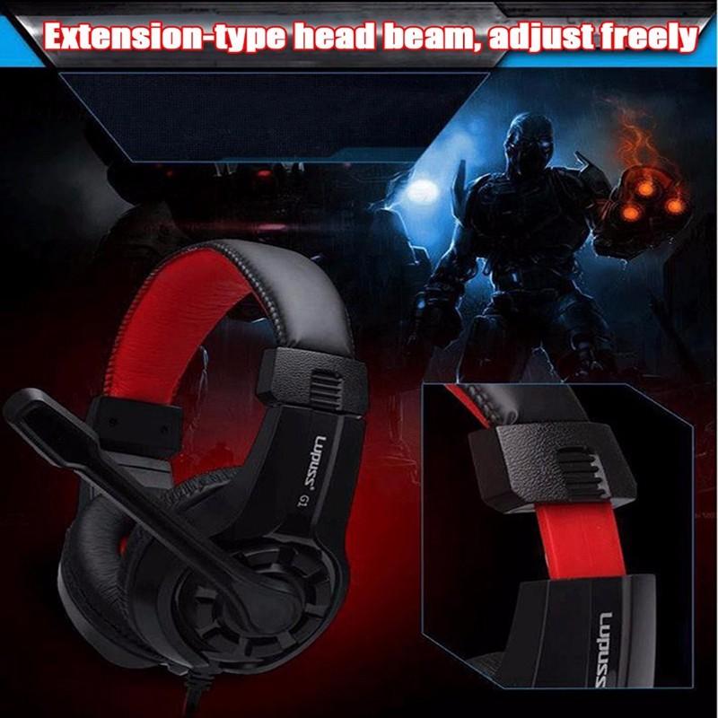 G1 Headphones Headset Auriculares (11)