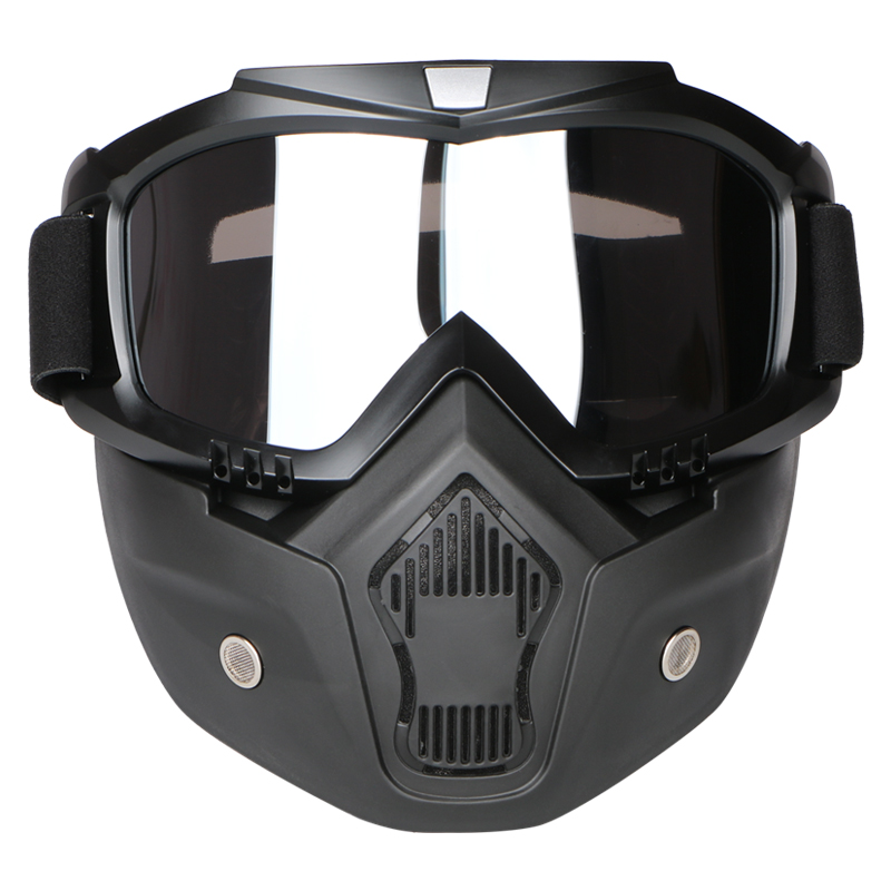 Mark glasses Cool Motocross ATV Dirt Bike Off Road Racing Goggles mask, Motorcycle glasses Face protection free shipping