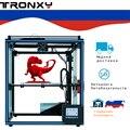 Большая распродажа Tronxy X5SA 3d принтер CoreXY DIY наборы сенсорный экран авто Выравнивающий датчик накаливания высокоточная 3d печать