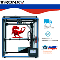 Tronxy X5SA pantalla táctil Auto nivelado DIY 3D impresora Full metal gran impresión 3d máquina