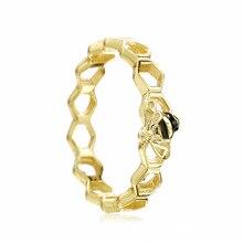 pandora anillo abeja