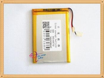 Batería de polímero de litio para tableta PC 954870/3800 mAh, batería de...