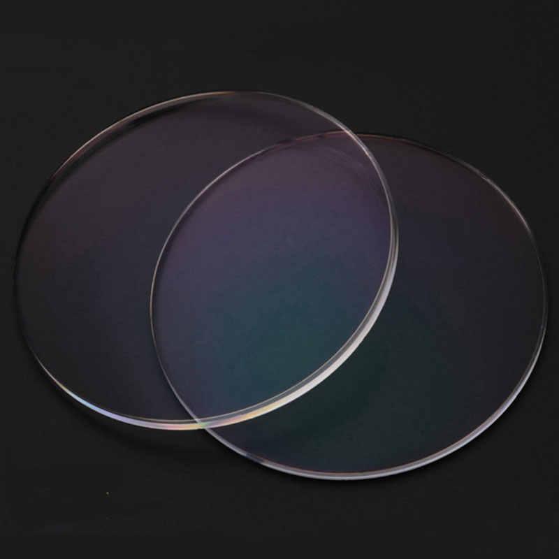 1.61 Tek Görüş Asferik Optik Gözlük Lensleri Reçete Lens Gözlük Çerçevesi AR Kaplama ve Çizilmeye karşı Dayanıklı