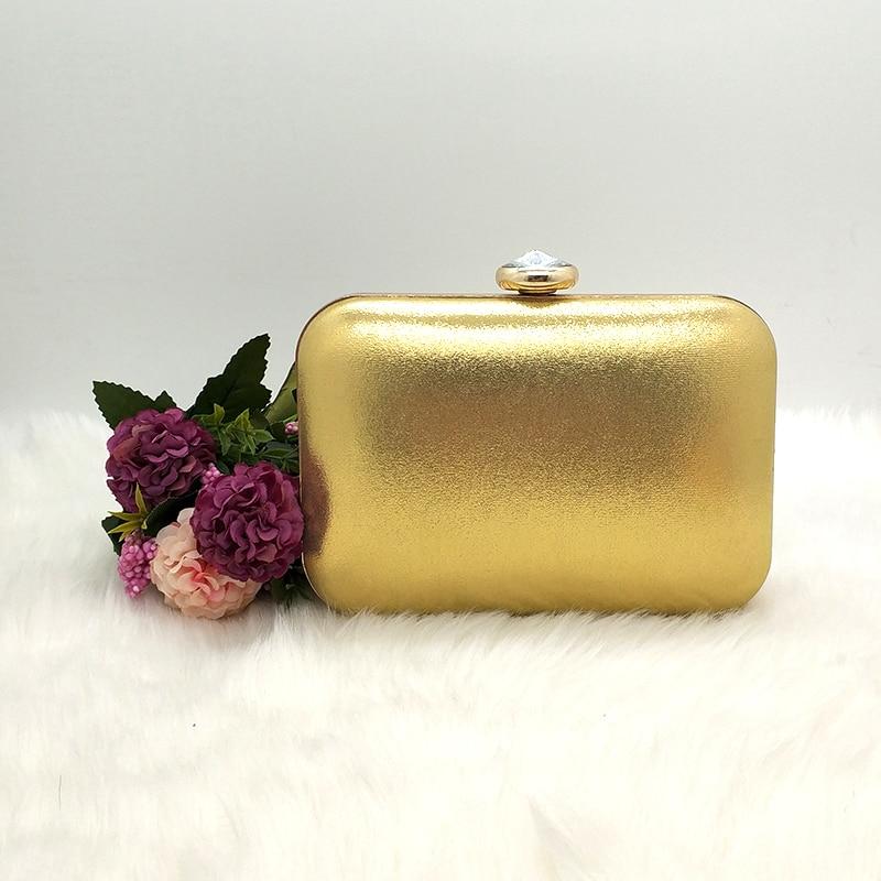 9e4ad6982 Bolsas elegantes mulheres festa à noite saco carteira sólida simples bolsas  mulheres bolsa bolsas do casamento Champagne/Prata/Preto/rosa em Clutches  de ...