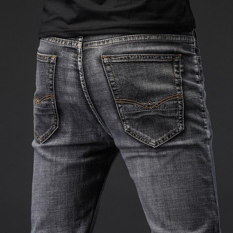 Biker Jeans Men Jean Jeans Homme Calca Masculina Ropa Hombre De Marca Men'S Classic Mens Pants Large Size Pantacourt Famous