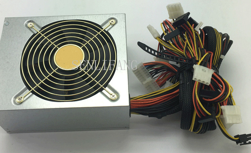 Free Shipping 750W Power Supply For GPS-750AB D Will Test Before Shipping