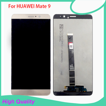 5.9inch Original For Huawei Mate 9 mate9 LCD Display + Touch Screen Digitizer Glass Sensor Assembly Replacement Parts Free Tools 100% new for huawei mate 8 lcd display touch screen digitizer glass sensor assembly replacement parts free shipping
