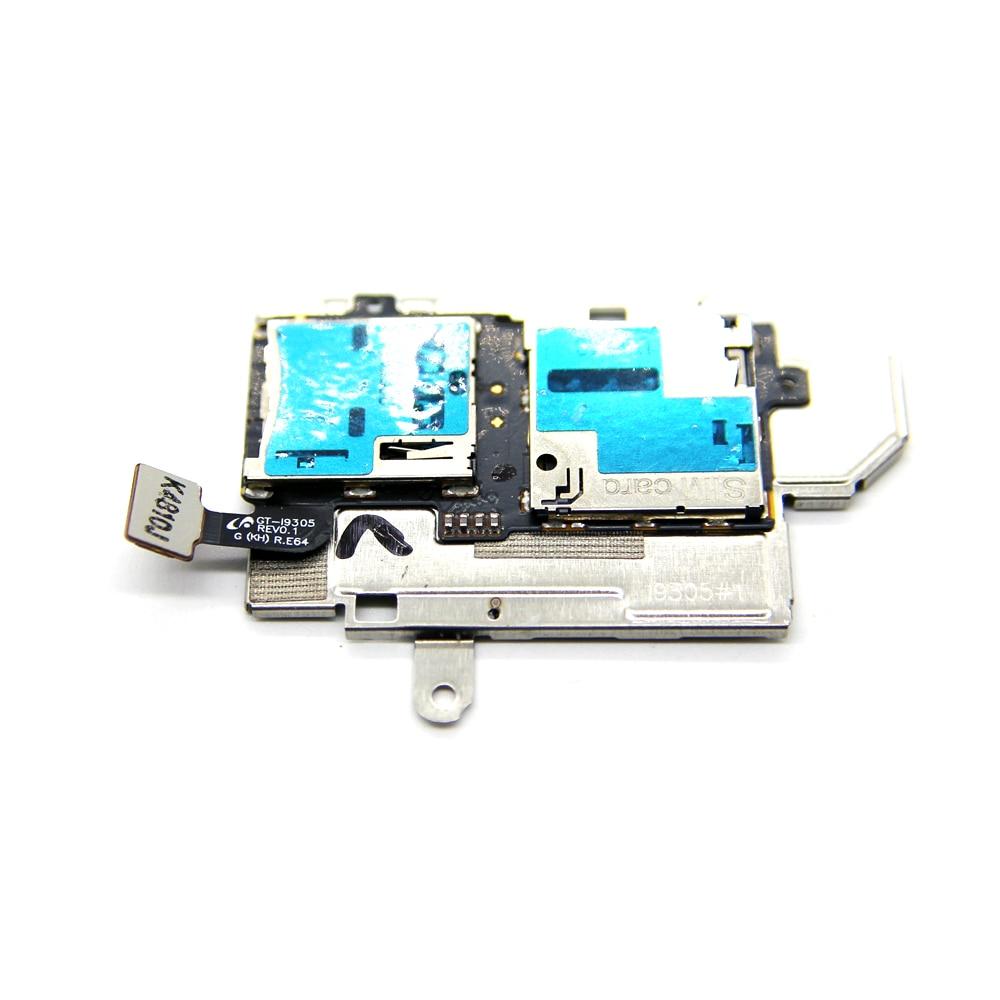 ᗔGenuino para Samsung Galaxy S3 4G i9305 SIM tarjeta Micro SD