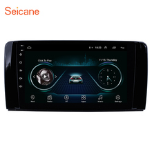 Seicane 안드로이드 8.1 차량용 헤드 유닛 메르세데스 벤츠 R 클래스 W251 R280 R300 R320 R350 R63 2006 2013 멀티미디어 플레이어 GPS