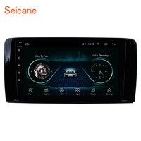 Seicane Android 8,1 автомобиль радио gps навигации плеер для автомобиля Mercedes Benz R класса W251 R280 R300 R320 R350 R63 2006 2011 2012 2013