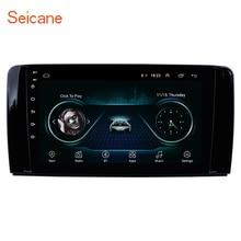 Seicane Android 8,1 автомобильный радио головное устройство для Mercedes Benz R Class W251 R280 R300 R320 R350 R63 2006 2013 мультимедийный плеер GPS