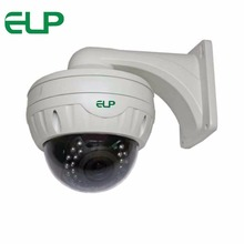 New product Night visioin  2.8-12mm varifocal lens 1/3″CMOS 700TVL Dome cctv Camera outdoor ELP-VC8770