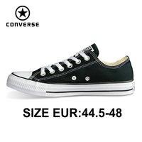 CONVERSE origina все стильная обувь Большие размеры EUR45, 46,48 из нейлона, спортивная обувь для мужчин и женщин, для Скейтбординг обувь