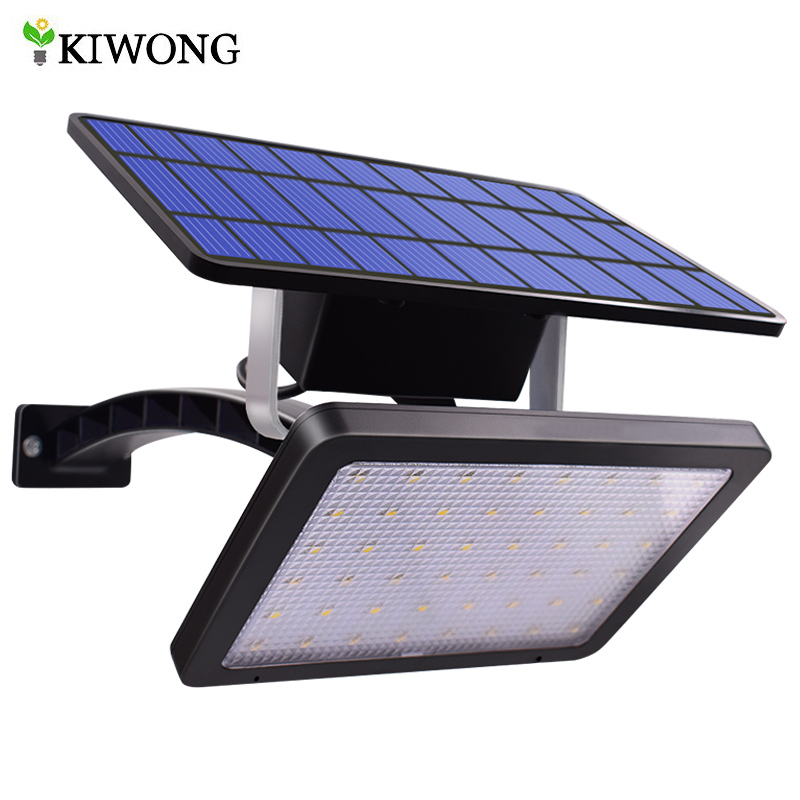 48 leds Solar Light Super Bright Adjustable Lighting Angle Outdoor Solar Garden Lamp Waterproof Lighting For Wall Yard Street|Solar Lamps|   - AliExpress