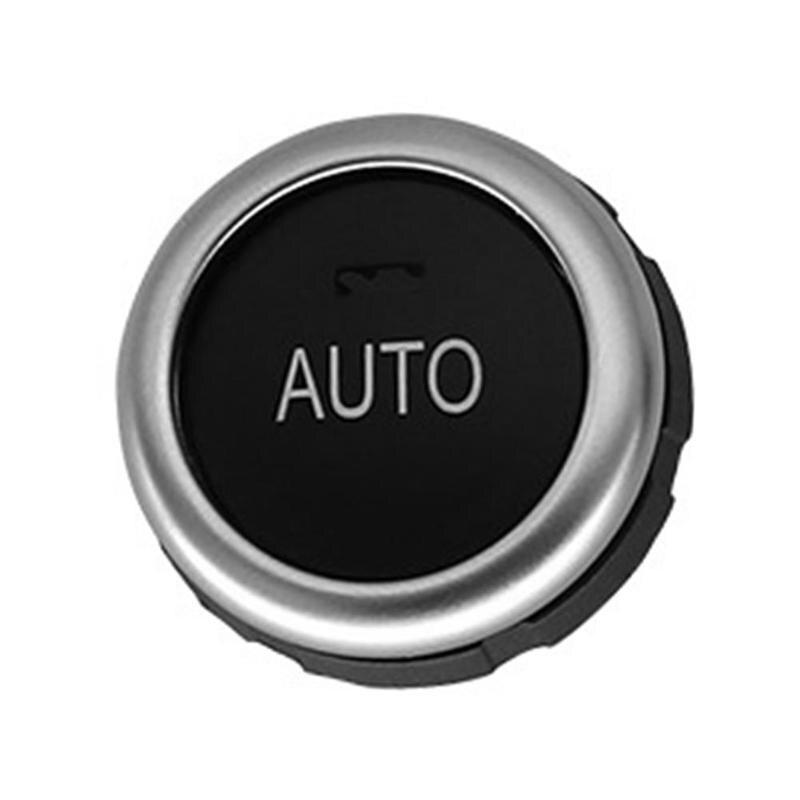 Hot New Vindo! Botão do Interruptor de Controle de Calor AC Knob Ar Condicionado botão de Ajuste de Temperatura para BMW F10 F07 F02520 525 528 535GT 73