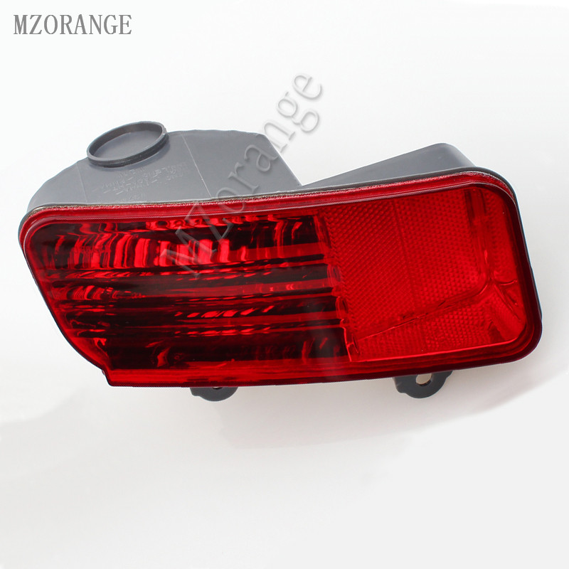 MZORANGE Brand New Rear Bumper Reflector Fog Light Left Right Fog Lamp For HONDA CRV 2015 2016 RM 34550-TFC-H01 34500-TFC-H01 rear bumper light fog lamp for mazda cx 5 left and right top quality