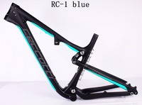 carbon mtb frame Toray T1000 carbon suspension trail bike 27.5 er size 27.5er*17.5 or 27.5er*18 bicycle frame 27.5 carbon