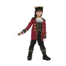 Costume de pirate captain jack sparrow, costume cosplay d'halloween pour enfants, déguisement de carnaval pour garçons de noël