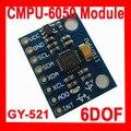 Free Shipping GY-521 MPU-6050 MPU6050 Module 3 Axis analog gyro sensors+ 3 Axis Accelerometer Module