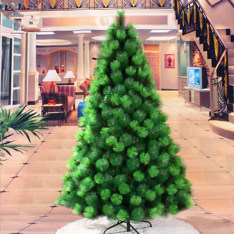 Christmas Tree Needles: 1.8M / 180CM Meter High Grade Color Of Pine Needles