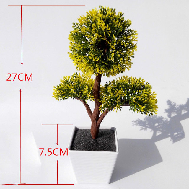 Tienda Online Plantas artificiales bonsai para casa decorativa