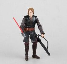 Star Wars Action Figure Darth Vader Stormtrooper Darth Maul Yoda Skywalker Toys 8-19cm 10pcs/set