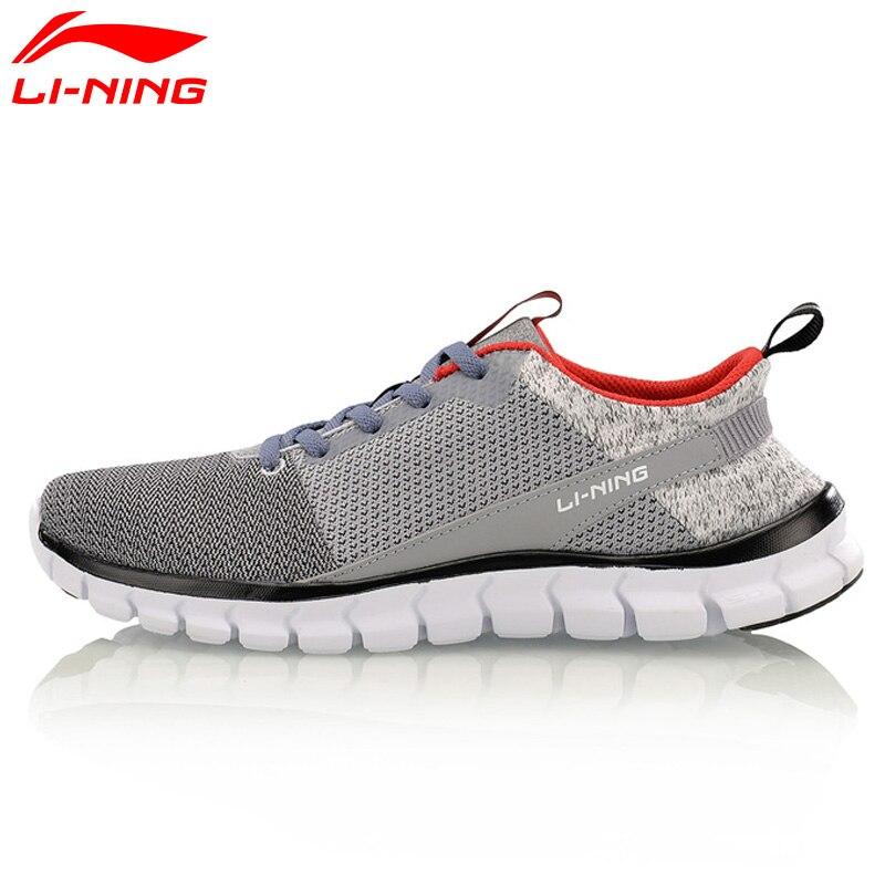 Li-Ning Для женщин 24 h Смарт быстрое обучение Обувь подкладка дышащая Спортивная Обувь свет Вес Спортивная обувь afhm024 yxx018