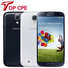 samsung Galaxy S4 i9500 i9505 разблокированный android Wifi gps 5,0 дюймов 2 Гб ОЗУ 16 Гб ПЗУ 13,0 МП четырехъядерный мобильный телефон