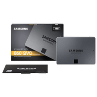 SAMSUNG High Speed 1TB 2TB 4TB SSD 860 QVO Internal Solid State Disk HDD Hard Drive SATA 3 2.5 for Laptop Desktop SSD Disk