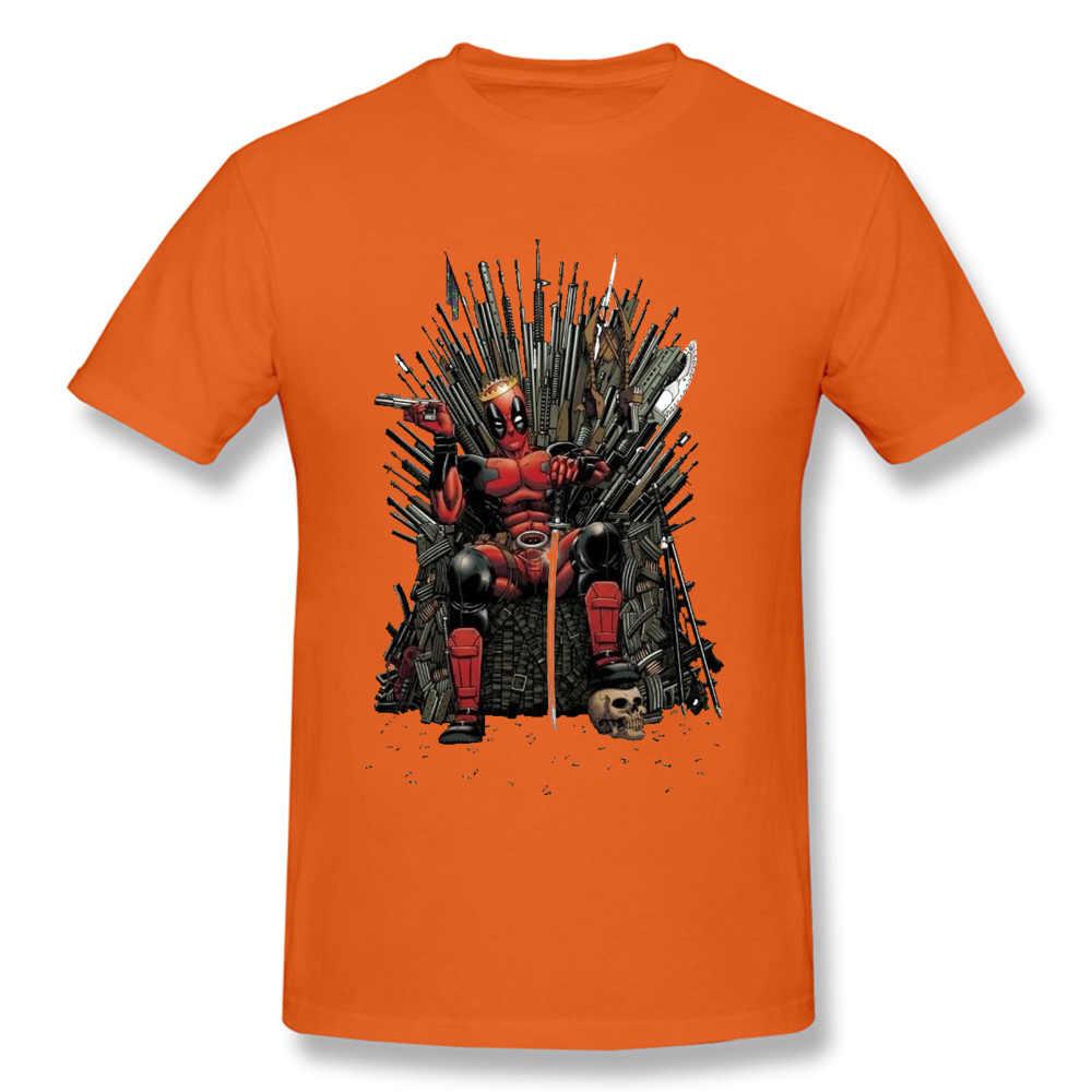 Marvel Дэдпул эндигра новая футболка супергероя-паука «Игры престолов» Мужская футболка 3D принт Бесконечность война герой мертвый бассейн крутой