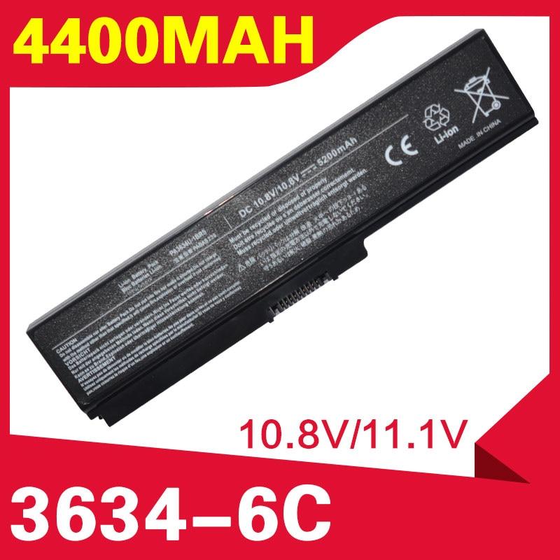 ApexWay Laptop Battery For Toshiba PA3634U-1BAS PA3634U-1BRS PA3635U-1BAM PA3635U-1BRM PA3636U-1BAL PA3636U-1BRL PA3638U-1BAP