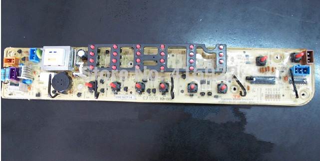 Free shipping 100% tested for Midea for rongshida washing machine board xqb50-817g 50 - 2078 55 - 810 motherboard on sale free shipping 100%tested for rongshida washing machine computer board motherboard xqb4228g control board fully automatic on sale